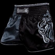 Elephant Muay Thai Shorts Black