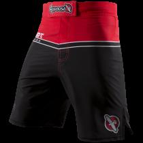 Hayabusa Sport Training Shorts - Red/Black