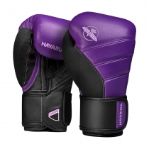 T3 Boxing Gloves Purple/Black