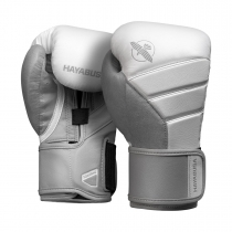 T3 Boxing Gloves White/Grey