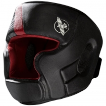 T3 Headgear Black/Red
