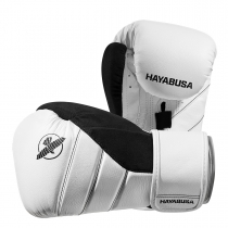 T3 Boxing Gloves White/Black