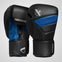 T3 Boxing Gloves - Black/Blue